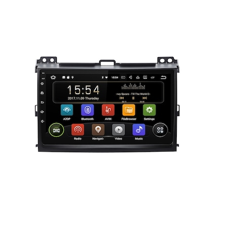Navigatie NAVI-IT, 4GB RAM 64GB ROM Toyota Land Cruiser J120 Prado ( 2003 - 2009 ) , Carplay , Android , Aplicatii , Usb , Wi Fi , Bluetooth - Copie - Copie0