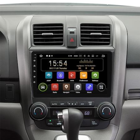 Navigatie NAVI-IT, 1GB RAM 16GB ROM Honda CRV ( 2006 - 2011 ) ,Carplay , Android , Aplicatii , Usb , Wi Fi , Bluetooth1