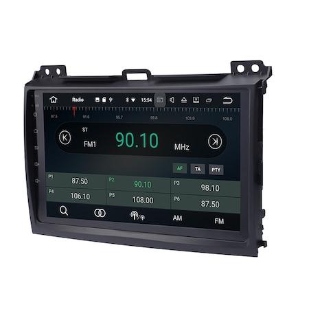 Navigatie NAVI-IT, 1GB RAM 16GB ROM Toyota Land Cruiser J120 Prado ( 2003 - 2009 ) , Carplay , Android , Aplicatii , Usb , Wi Fi , Bluetooth [1]