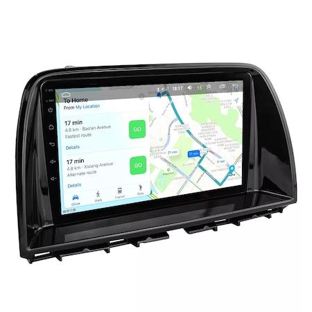 Navigatie NAVI-IT, 4GB RAM 64GB ROM, 4G, IPS, DSP, Android Mazda CX 5 ( 2011-2017 ) , Display 9 inch  Internet, Aplicatii , Waze , Wi Fi , Usb , Bluetooth , Mirrorlink2