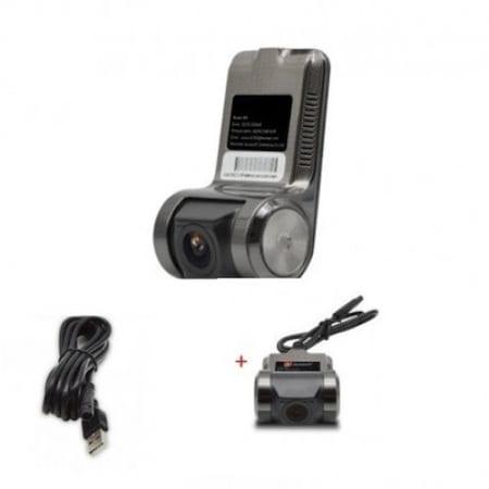 Camera De Inregistrat Trafic, DVR Auto Compatibila Cu Android [1]