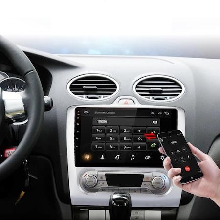 Navigatie NAVI-IT Ford Focus ( 2004 - 2011 ) , 2 GB RAM + 32 GB ROM , Carplay , Android , Aplicatii , Usb , Wi Fi , Bluetooth1