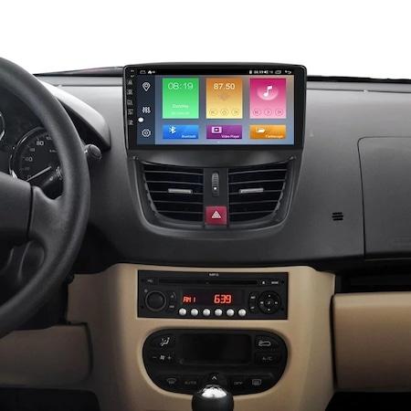 Navigatie NAVI-IT, 1GB RAM 16GB ROM, Peugeot 207 ( 2006 - 2015 ) , Android , Display 9 inch, Internet ,Aplicatii , Waze , Wi Fi , Usb , Bluetooth , Mirrorlink [1]