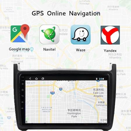 """Navigatie NAVI-IT  1 GB RAM + 16 GB ROM , Gps Ford Fiesta ( 2009 - 2017 ) , Android , Display 9 """" , Internet, Aplicatii , Waze , Wi Fi , Usb , Bluetooth , Mirrorlink [3]"""