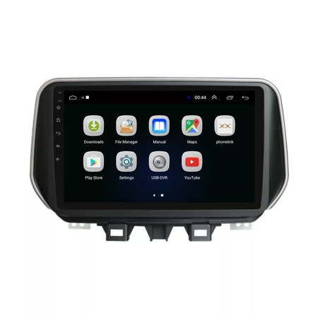 Navigatie NAVI-IT, 2GB RAM 32GB ROM, Hyundai Tucson IX 35 ( 2019 + ) , Android , Display 9 inch , Internet ,Aplicatii , Waze , Wi Fi , Usb , Bluetooth , Mirrorlink - Copie0
