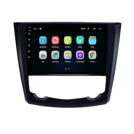Navigatie NAVI-IT 4 GB RAM + 64 GB ROM , Renault Kadjar ( 2016 + ) , Android , Display 9 inch, Internet , Aplicatii , Waze , Wi Fi , Usb , Bluetooth , Mirrorlink [4]