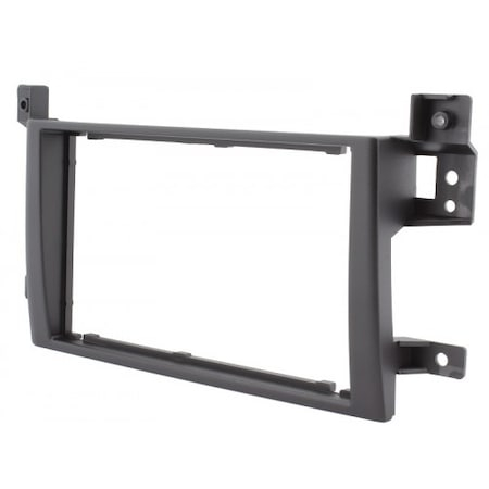 Rama adaptoare NAVI-IT, Suzuki Grand Vitara,negru, 2 DIN + suporti metalici0