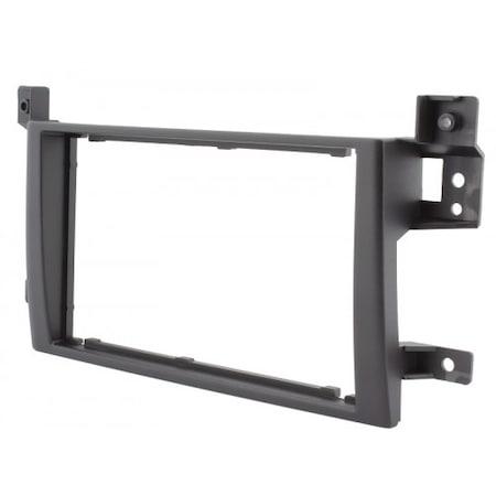 Rama adaptoare NAVI-IT, Suzuki Grand Vitara,negru, 2 DIN + suporti metalici3