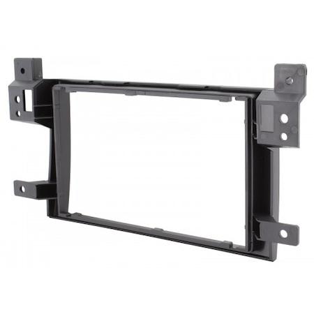 Rama adaptoare NAVI-IT, Suzuki Grand Vitara,negru, 2 DIN + suporti metalici2
