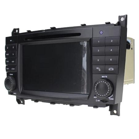 Navigatie NAVI-IT, 2GB RAM 32GB ROM Android 9.1 dedicata Mercedes C-Class, CLC (W203), G-Class (W467) cu DVD + Cadou Card GPS 16 Gb - Copie3