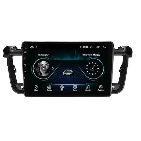 Navigatie NAVI-IT, 1GB RAM 16GB ROM, Peugeot 508 ( 2010 - 2018 ) , Android , Display 9 inch ,Internet , Aplicatii , Waze , Wi Fi , Usb , Bluetooth , Mirrorlink [0]