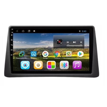 Navigatie NAVI-IT, 2GB RAM + 32GB ROM ,  Opel Mokka ( 2012 - 2016 ) , Android , Display 9 inch ,Internet , Aplicatii , Waze , Wi Fi , Usb , Bluetooth , Mirrorlink - Copie [0]