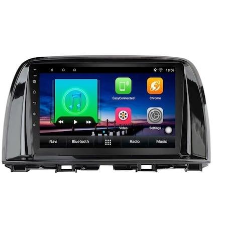 Navigatie NAVI-IT, 4GB RAM 64GB ROM, 4G, IPS, DSP, Android Mazda CX 5 ( 2011-2017 ) , Display 9 inch  Internet, Aplicatii , Waze , Wi Fi , Usb , Bluetooth , Mirrorlink0