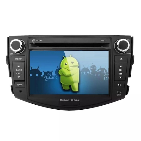 Navigatie NAVI-IT, 2GB RAM 16 GB ROM Toyota Rav 4 ,Wi-Fi , Android , Bluetooth, WiFi, Internet, Magazin Play0