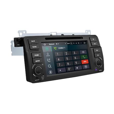 Navigatie NAVI-IT, Gps, BMW Seria 3 E46 ( 1999 - 2006 ) , Android 9.1, 1GB RAM +16GB ROM , Internet , Aplicatii , Waze , Wi Fi , Usb , Bluetooth , Mirrorlink2