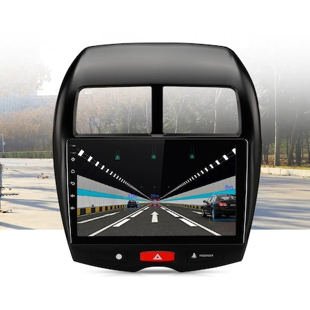 Navigatie NAVI-IT 1GB RAM + 16 GB ROM  Mitsubishi ASX ( 2010 - 2019 ) , Android , Display 9 inch, Internet ,Aplicatii , Waze , Wi Fi , Usb , Bluetooth , Mirrorlink2