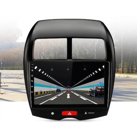 Navigatie NAVI-IT  2 GB RAM + 32 GB ROM  Mitsubishi ASX ( 2010 - 2019 ) , Android , Display 9 inch, Internet ,Aplicatii , Waze , Wi Fi , Usb , Bluetooth , Mirrorlink - Copie2