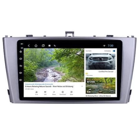 Navigatie NAVI-IT, 1GB RAM 16GB ROM, Android Toyota Avensis ( 2008 - 2015 ) , Display 9 inch ,Internet ,Aplicatii , Waze , Wi Fi , Usb , Bluetooth , Mirrorlink2