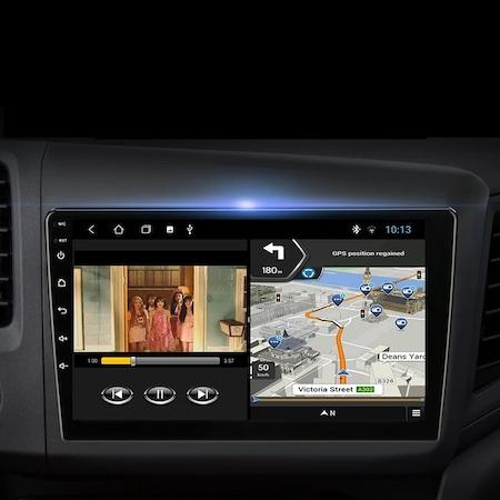 Navigatie NAVI-IT 1GB RAM 16GB ROM, Android Honda Civic ( 2011 - 2015 ) , Display 9 inch, Internet ,Aplicatii , Waze , Wi Fi , Usb , Bluetooth , Mirrorlink1