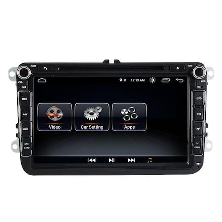 Navigatie NAVI-IT, 2GB RAM 32GB ROM, Volkswagen Android 10, Display 8 inch, WiFi, Bluetooth, GPS,DSP,RDS - Copie4