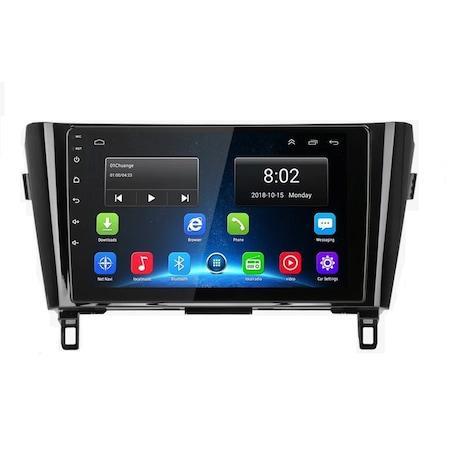 """Navigatie NAVI-IT, 1GB RAM 16GB ROM, Gps Nissan X Trail , Qashqai ( 2013 - 2018 ) Display 10.1 """" , Android , Internet ,Aplicatii , Waze , Wi Fi , Usb , Bluetooth , Mirrorlink [0]"""