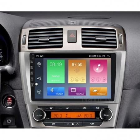 Navigatie NAVI-IT, 2GB RAM 32GB ROM, Android Toyota Avensis ( 2008 - 2015 ) , Display 9 inch ,Internet ,Aplicatii , Waze , Wi Fi , Usb , Bluetooth , Mirrorlink - Copie1