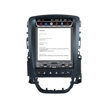 Navigatie NAVI-IT 2 GB RAM 32 GB ROM, Android 10 Opel Astra J 2009+ , Tesla Style, Wi FI, Internet, Waze, Ecran 10 inch - Copie0