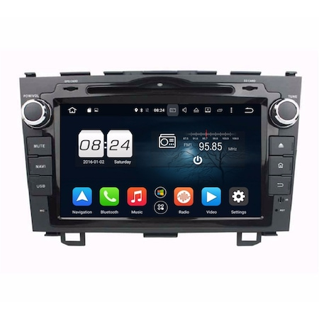 Navigatie NAVI-IT, 4GB RAM 64GB ROM, Android 9.1, Honda CR-V ( 2006-2011), Bluetooth, Wifi - Copie - Copie0