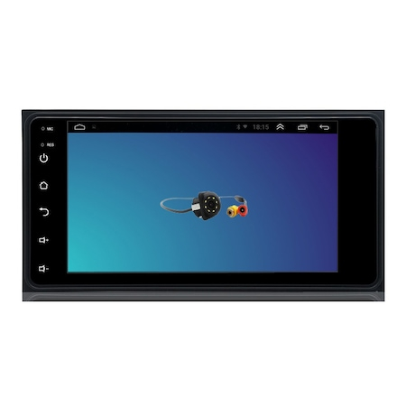 Navigatie NAVI-IT, 1GB RAM 16 GB ROM Toyota Hilux, RAV4, Prado, Corolla, Vios,  7 inch Android 9.1 [1]