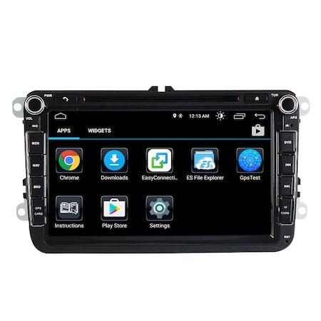 Navigatie NAVI-IT, 1GB RAM 16GB ROM, Volkswagen Android 10, Display 8 inch, WiFi, Bluetooth, GPS,DSP,RDS2