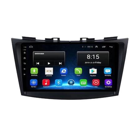 Navigatie NAVI-IT 4GB RAM 64GB ROM, 4G, IPS, DSP, Suzuki Swift ( 2010 - 2017 ) , Carplay , Android , Aplicatii , Usb , Wi Fi , Bluetooth0