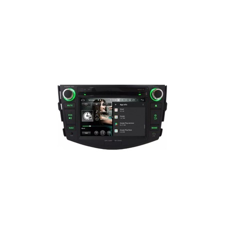 Navigatie NAVI-IT, 2GB RAM 16 GB ROM Toyota Rav 4 ,Wi-Fi , Android , Bluetooth, WiFi, Internet, Magazin Play3