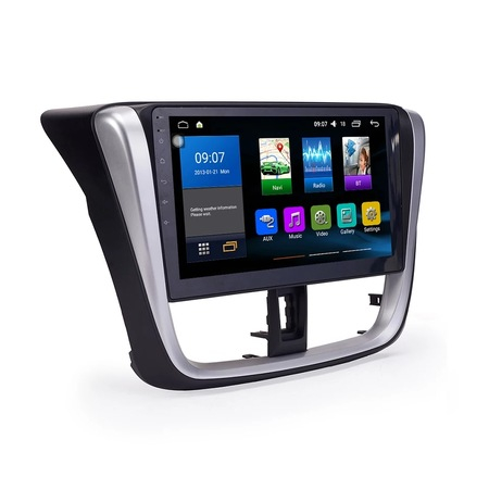 Navigatie NAVI-IT, 4GB RAM 64GB ROM, 4G, IPS, DSP,  Android Toyota Yaris ( 2014 + ) , Display 10 inch , Internet ,Aplicatii , Waze , Wi Fi , Usb , Bluetooth , Mirrorlink - Copie - Copie3