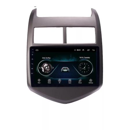 Navigatie NAVI-IT, 2GB RAM 32GB ROM, Android Chevrolet Cruze Aveo ( 2008 - 2015 ) , Display 9 inch ,Internet , Aplicatii , Waze , Wi Fi , Usb , Bluetooth , Mirrorlink2