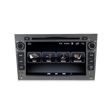 Navigatie Gps Android Opel Astra H Vectra Corsa Antara Zafira Meriva Vivara , Internet , Aplicatii , Waze , Wi Fi , Usb , Bluetooth , Mirrorlink3
