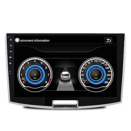 Navigatie NAVI-IT 2+32 GB, Volkswagen Passat B6 B7 CC ecran 10,1inch [3]