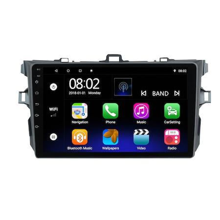 Navigatie NAVI-IT, 1GB RAM 16GB ROM, NAVI-IT Toyota Corolla, Display 9 Inch, Android 9, Bluetooth, WiFi, Magazin Play2