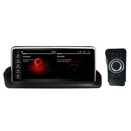 Navigatie NAVI-IT, 4 GB RAM 64 GB ROM, 4G, IPS, DSP, Bmw E90 E91 E92 E93 Android 9.1, Bluetooth, Internet, WiFi1