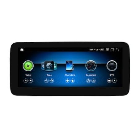 Navigatie NAVI-IT, 2GB RAM 32 GB ROM, Android9.1 Mercedes Benz A GLA CLA G Class NTG 5.0 - Copie [2]