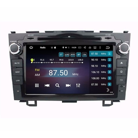 Navigatie NAVI-IT, 1GB RAM 16GB ROM, Android 9.1, Honda CR-V ( 2006-2011), Bluetooth, Wifi [1]