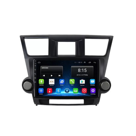 Navigatie NAVI-IT, 1GB RAM 16GB ROM, Android Toyota Highlander ( 2009 - 2014 ) , Display 10 inch, Internet ,Aplicatii , Waze , Wi Fi , Usb , Bluetooth , Mirrorlink0