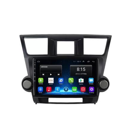 Navigatie NAVI-IT, 4GB RAM 64GB ROM, 4G, IPS, DSP, Android Toyota Highlander ( 2009 - 2014 ) , Display 10 inch, Internet ,Aplicatii , Waze , Wi Fi , Usb , Bluetooth , Mirrorlink - Copie - Copie [0]