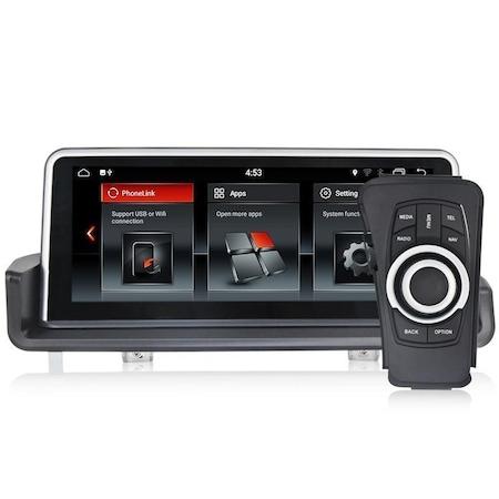 Navigatie NAVI-IT, 2 GB RAM 32 GB ROM, Bmw E90 E91 E92 E93 Android 9.1, Bluetooth, Internet, WiFi2