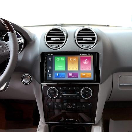 Navigatie NAVI-IT Mercedes ML W164, Ecran 9 Inch, Android 10, 2GB RAM, 32GB ROM WiFi, Bluetooth, Waze3