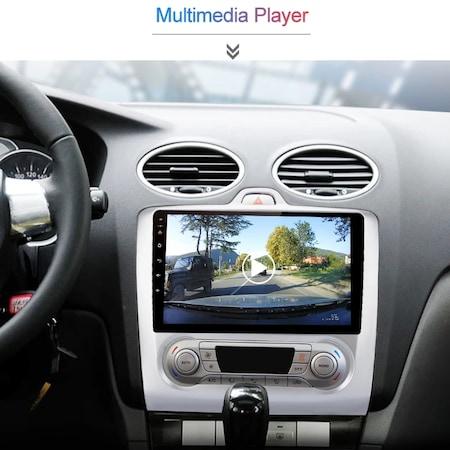 Navigatie NAVI-IT Ford Focus ( 2004 - 2011 ) , 2 GB RAM + 32 GB ROM , Carplay , Android , Aplicatii , Usb , Wi Fi , Bluetooth3