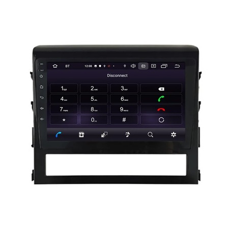 Navigatie NAVI-IT, 1GB RAM 16GB ROM, Toyota Land Cruiser ( 2015 + ) ,Carplay , Android , Aplicatii , Usb , Wi Fi , Bluetooth2
