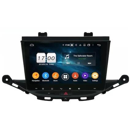 Navigatie NAVI-IT 1GB RAM + 16GB ROM,  Opel Astra K ( 2015 + ) , Android 9.1 , Display 9 inch, Internet ,Aplicatii , Waze , Wi Fi , Usb , Bluetooth , Mirrorlink [5]