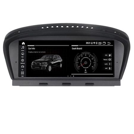 Navigatie NAVI-IT, 4GB RAM 64GB ROM, IPS, DSP, 4G, Android 10 BMW BMW 5 seria E60 E61 E63 E64 3Series E90 E91 CCC - Copie0