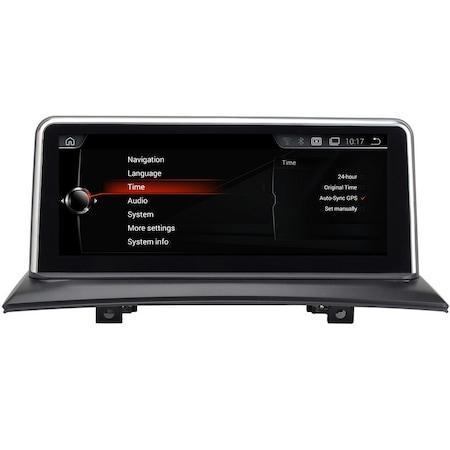Navigatie NAVI-IT 4 GB RAM + 64 GB ROM  BMW X3 E83 ( 2004 - 2009) , Android , Internet , Aplicatii , Waze , Wi Fi , Usb , Bluetooth , Mirrorlink , IPS - Copie - Copie4