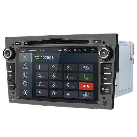 Navigatie NAVI-IT, Gps, Opel Astra H, Vectra, Corsa, Zafira, Antara, Meriva, Vivara , Android 9.0 , 1GB RAM + 16GB ROM , Internet , 4G , Aplicatii , Waze , Wi Fi , Usb , Bluetooth , Mirrorlink1